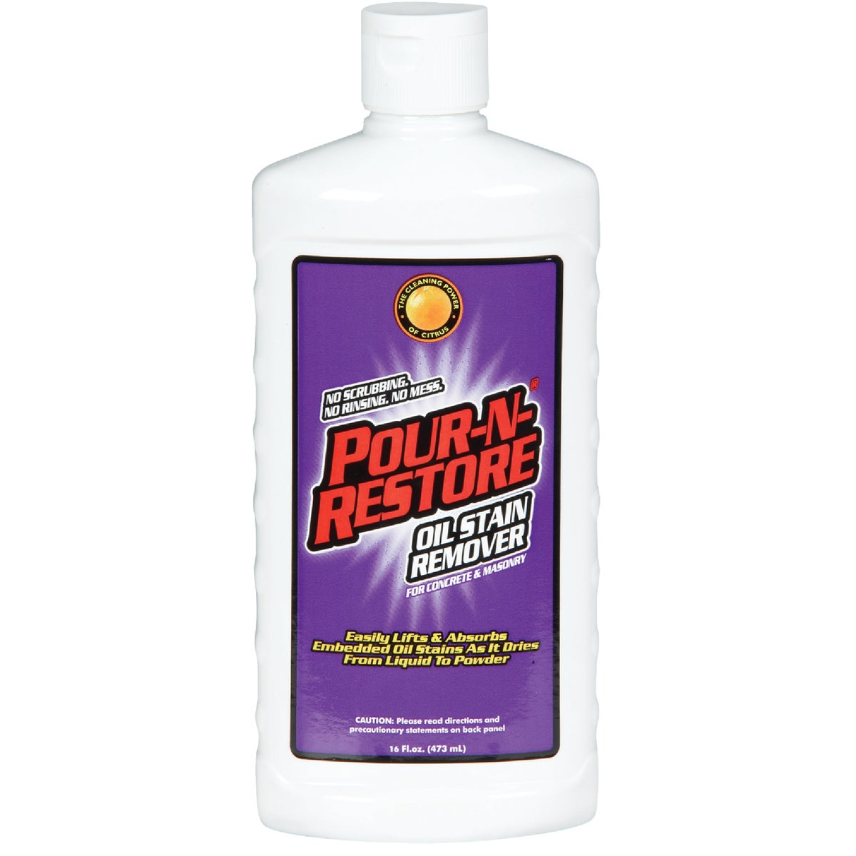 CONCRETE STAIN REMOVER - PNR16OZ-08 by Edgewater Industries