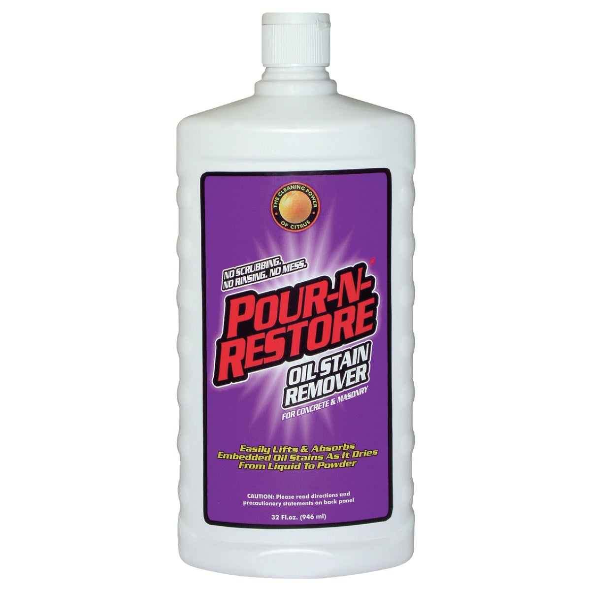 CONCRETE STAIN REMOVER - PNR32OZ-06 by Edgewater Industries