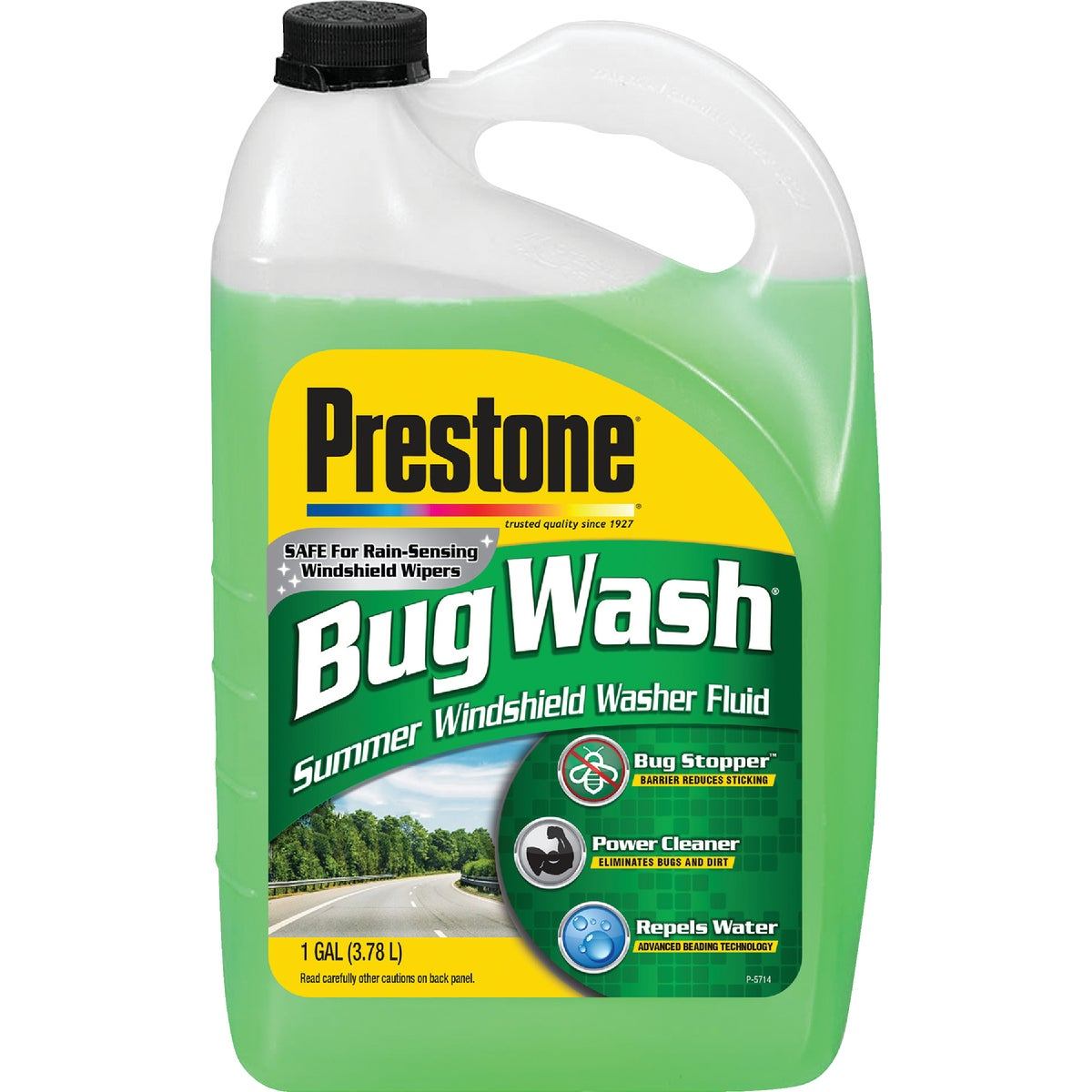 BUGWASH WINDSHIELD WASH