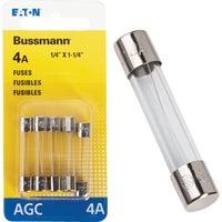 Bussmann 4AMP FUSE BP/AGC-4