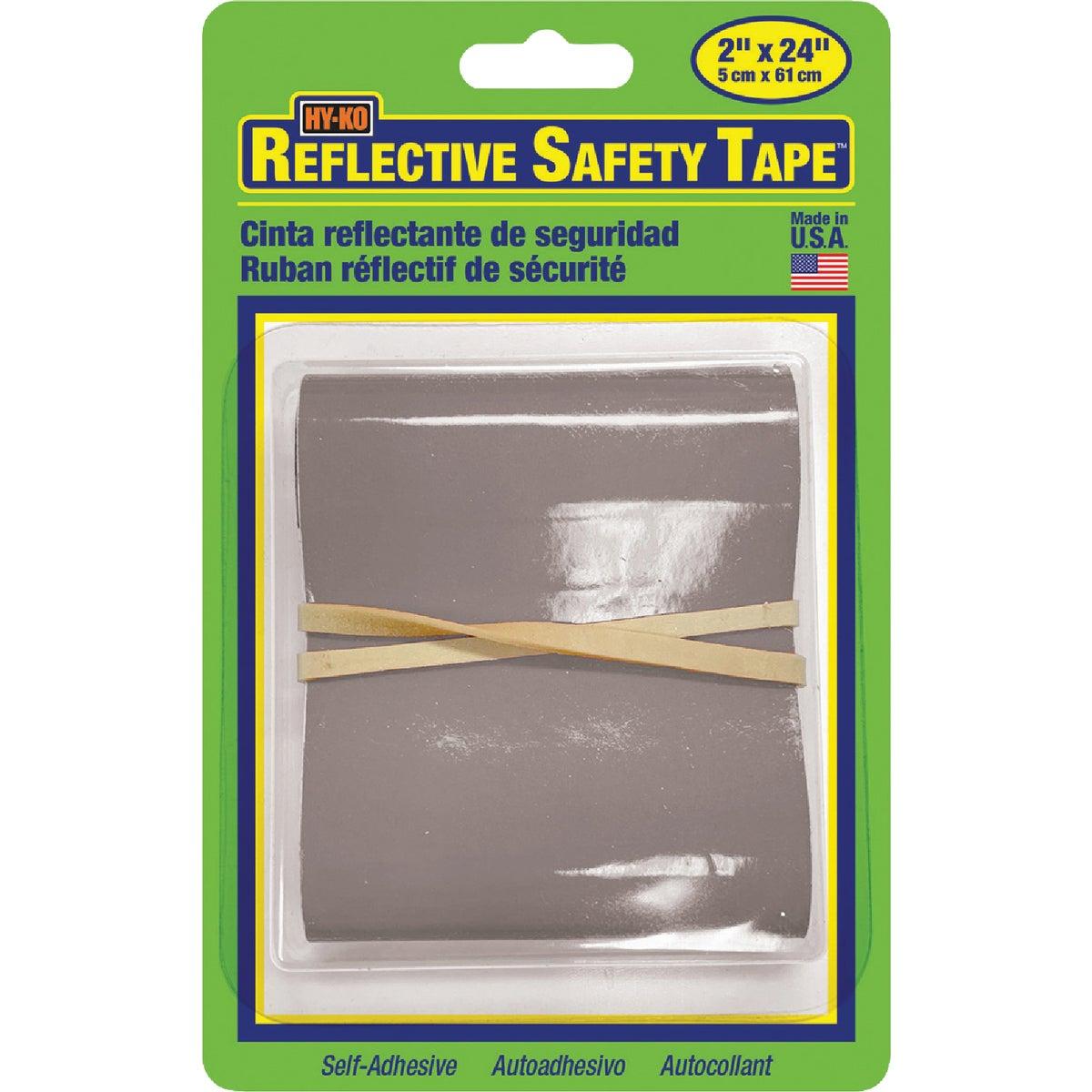 Silver Reflective Tape