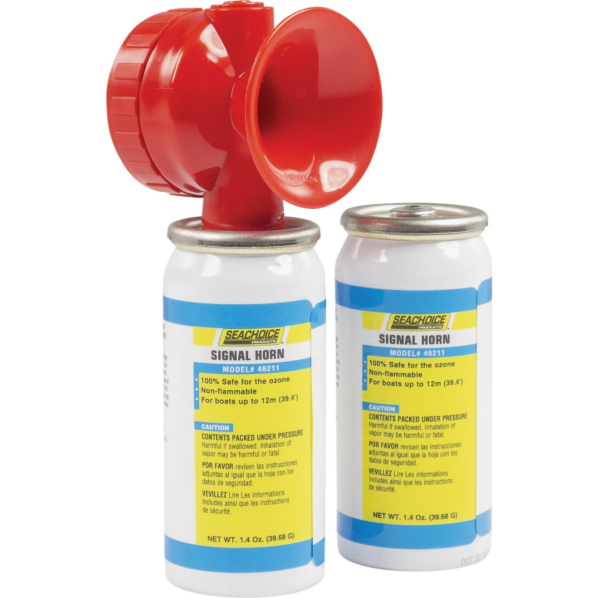 1.5OZ AIR HORN KIT