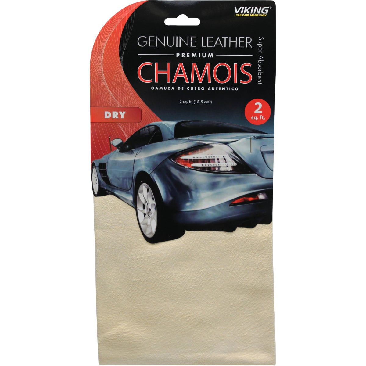 2.5 SQ FT CHAMOIS - 40201AS by Carrand Companies