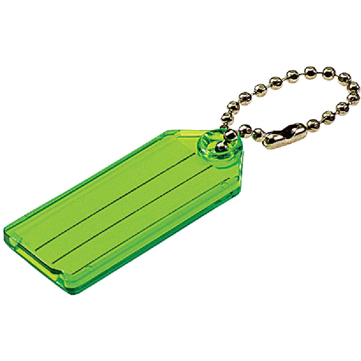 Lucky Line 100PK ID KEY TAG 10100