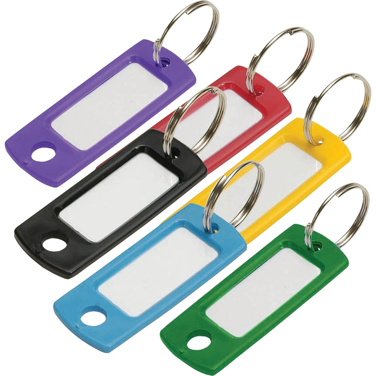 Lucky Line 200PK TAG/RING ID KEY 16900