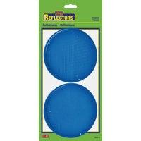 Hy-Ko Prod. PRESS ON BLUE REFLECTORS CDRF-4B