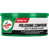Turtle Wax 10.5OZPOLISHING COMPOUND T241A