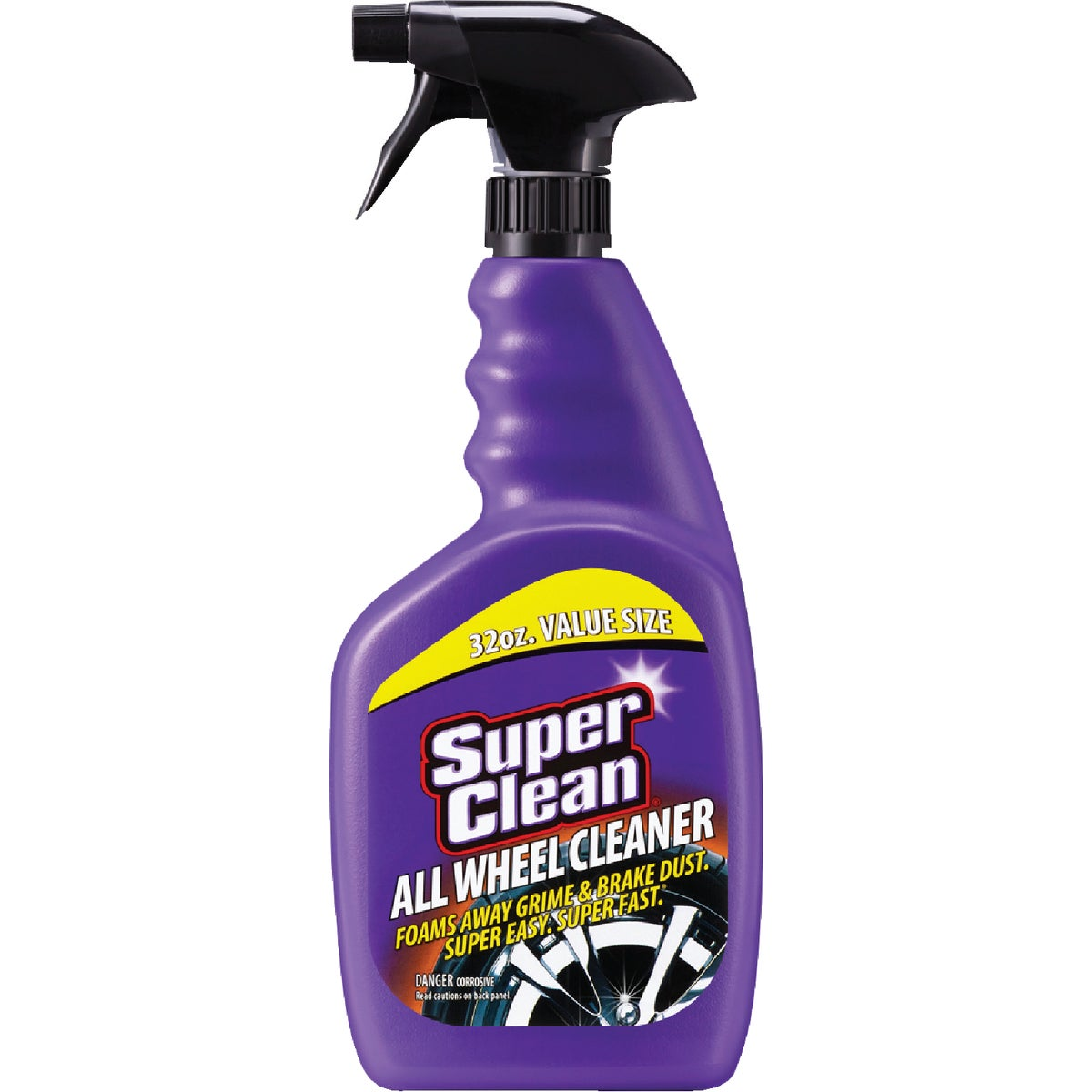 32 OZ WHEEL CLEANER - 100796 by Superclean