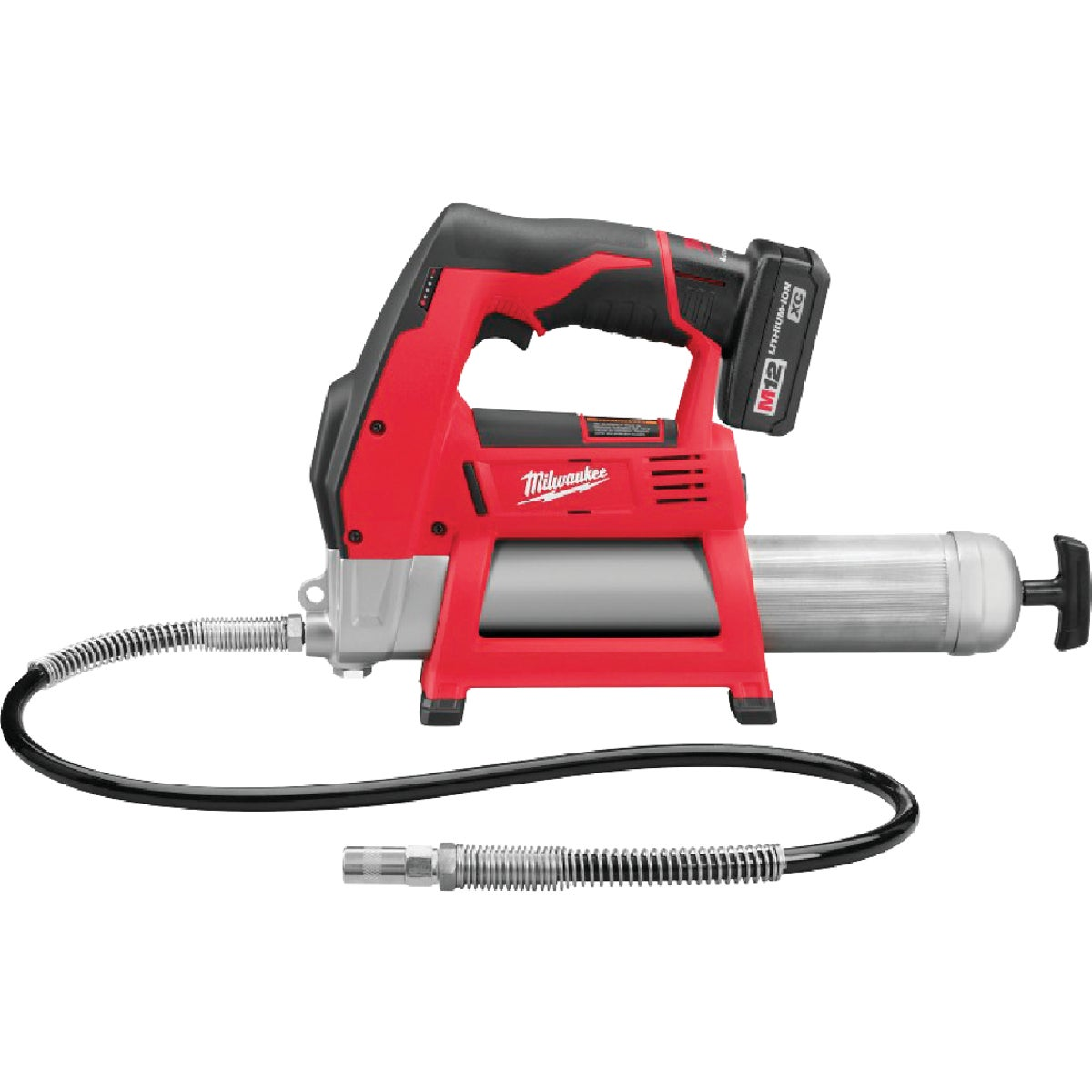 CRDLS M12 12V GREASE GUN - 244621XC by Milwaukee Elec Tool