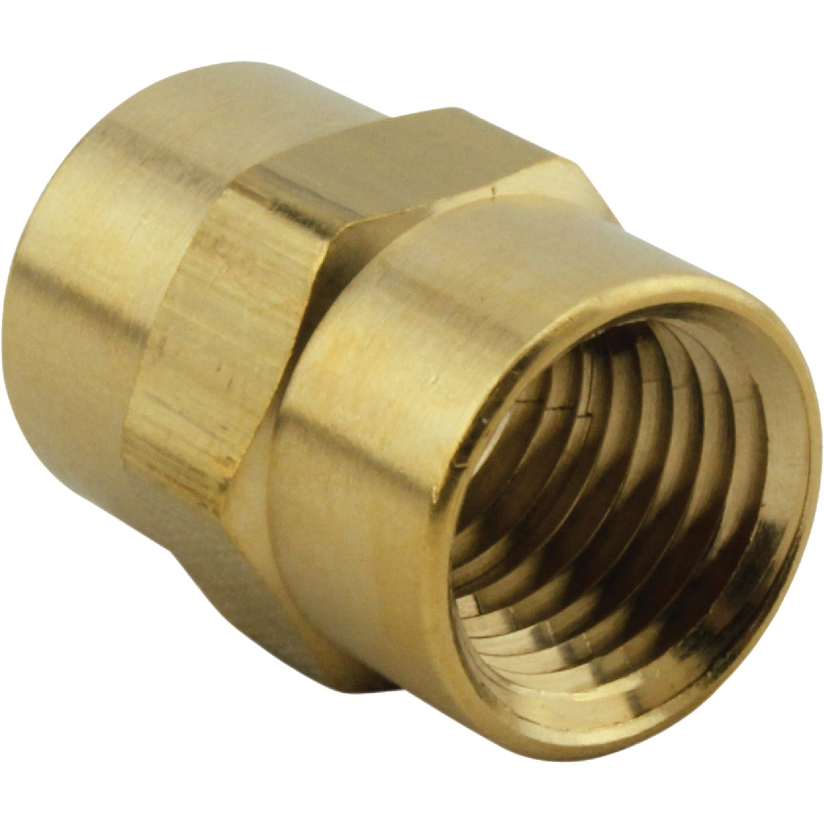 1/4NPT FEML HEX COUPLING - S-643 by Milton Ind/ Incom