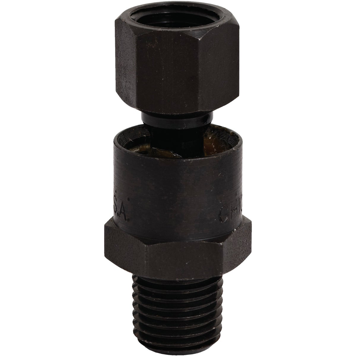 1/4MX1/4F SWIVEL END - S-659 by Milton Ind/ Incom
