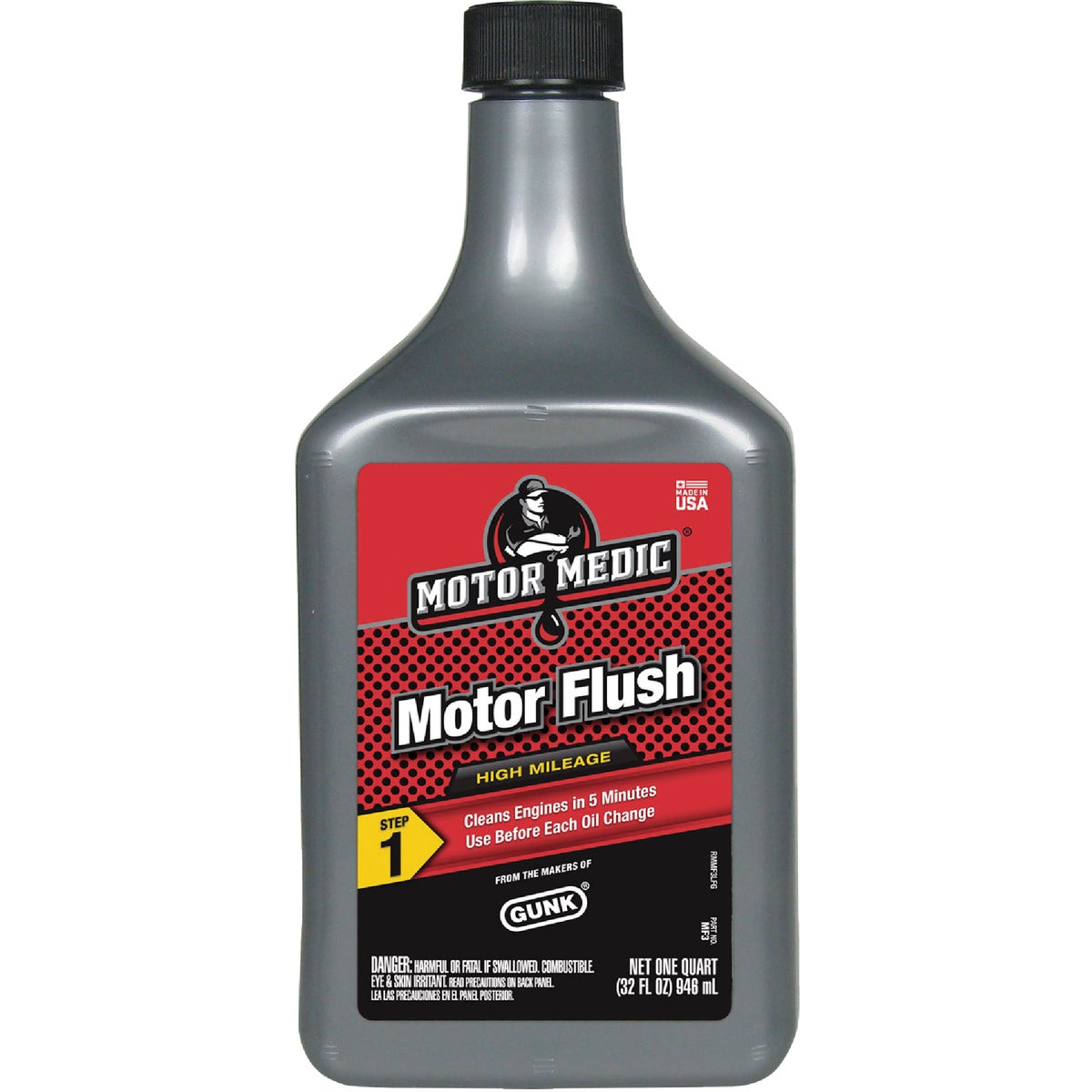 32 OZ MOTOR FLUSH - MF3 by Radiator Specialty