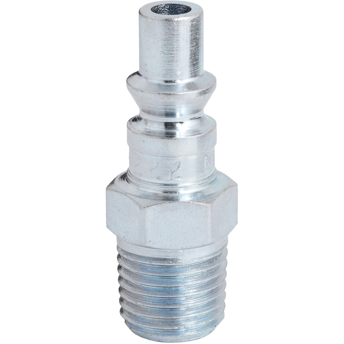 1/4 MALE A STYLE PLUG - S-777 by Milton Ind/ Incom