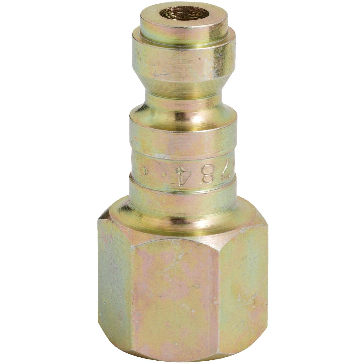 1/4 FEMALE T STYLE PLUG - S-784 by Milton Ind/ Incom