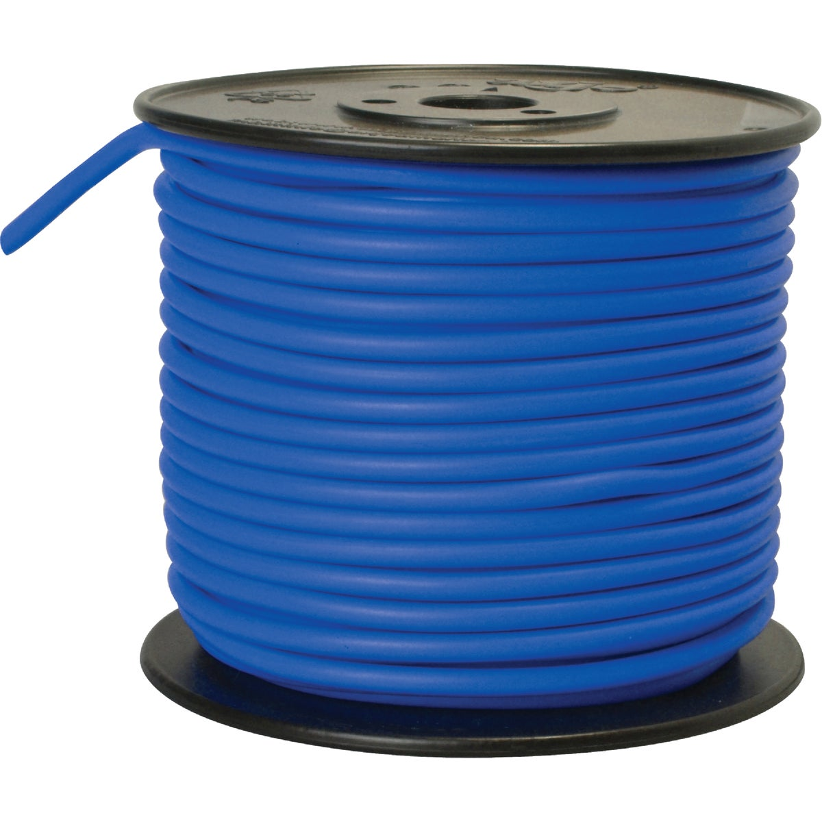 100' 10GA BLUE AUTO WIRE - 10-100-12 by Woods Wire Coleman