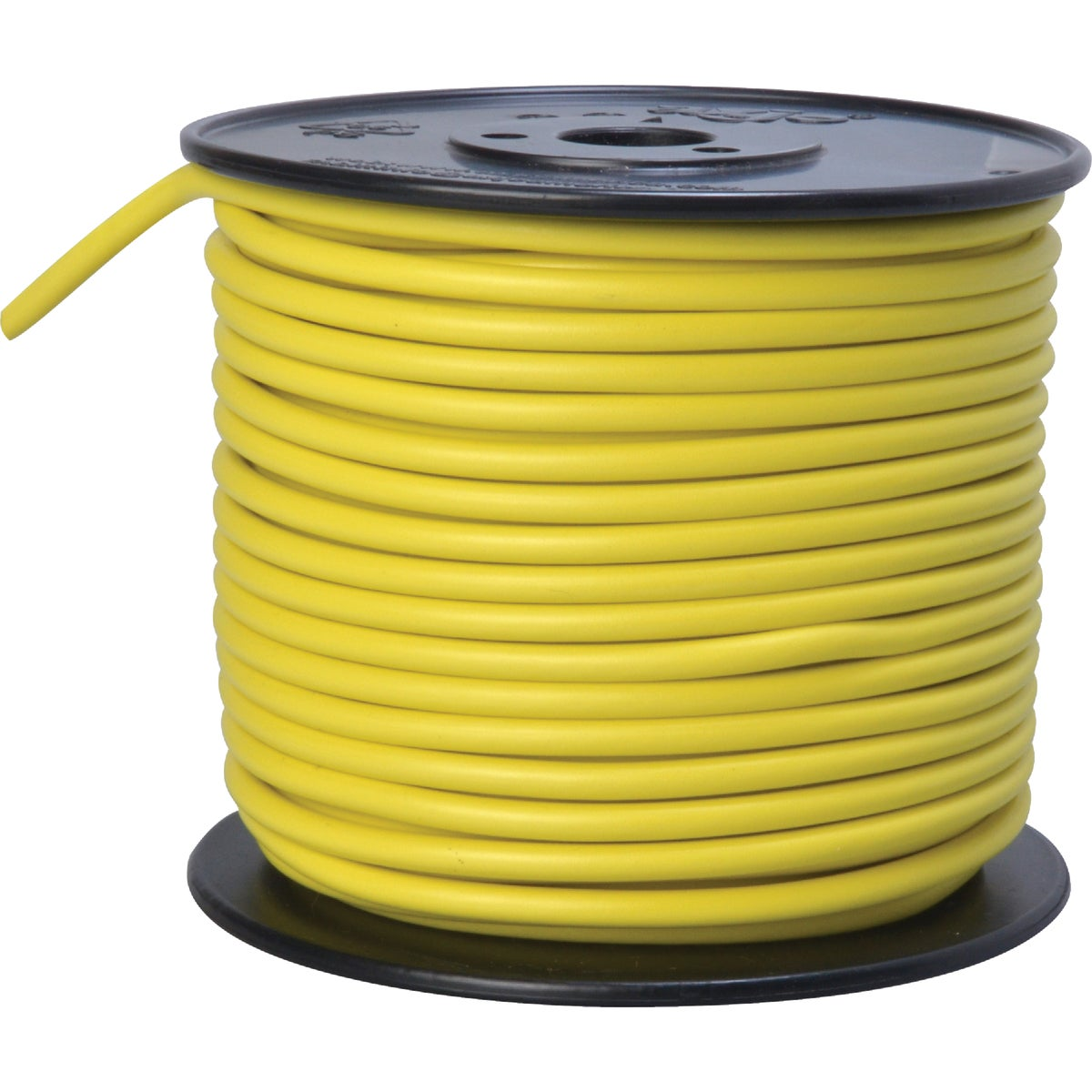 100' 10GA YEL AUTO WIRE - 10-100-14 by Woods Wire Coleman