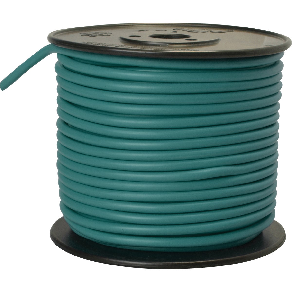 100' 10GA GRN AUTO WIRE - 10-100-15 by Woods Wire Coleman