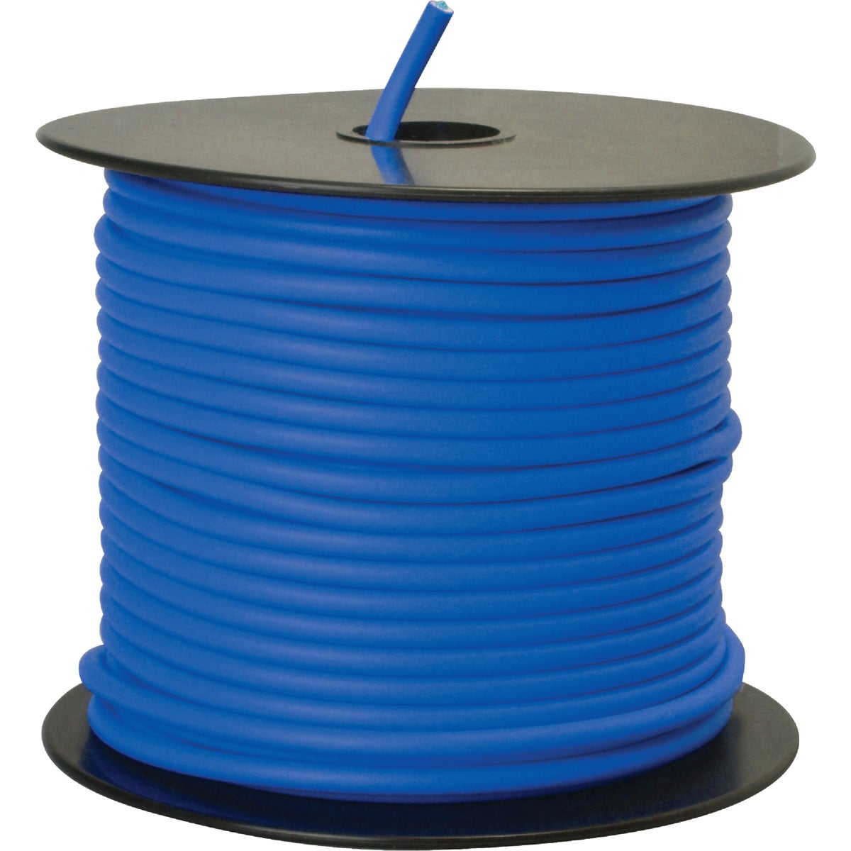 100' 12GA BLUE AUTO WIRE - 12-100-12 by Woods Wire Coleman