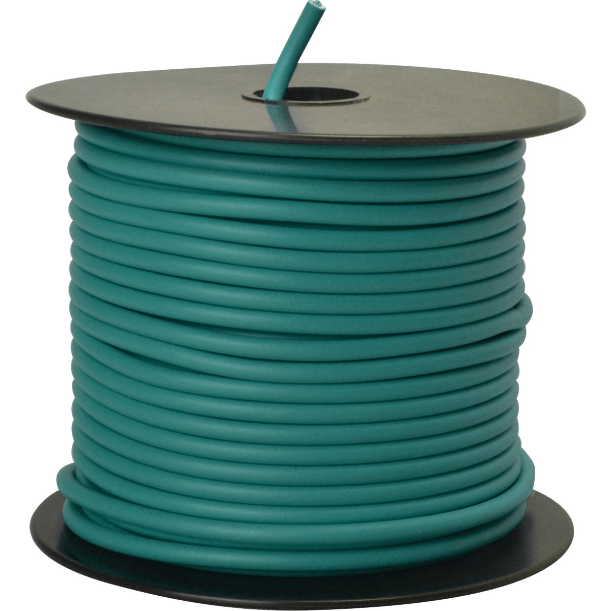 100' 12GA GRN AUTO WIRE - 12-100-15 by Woods Wire Coleman