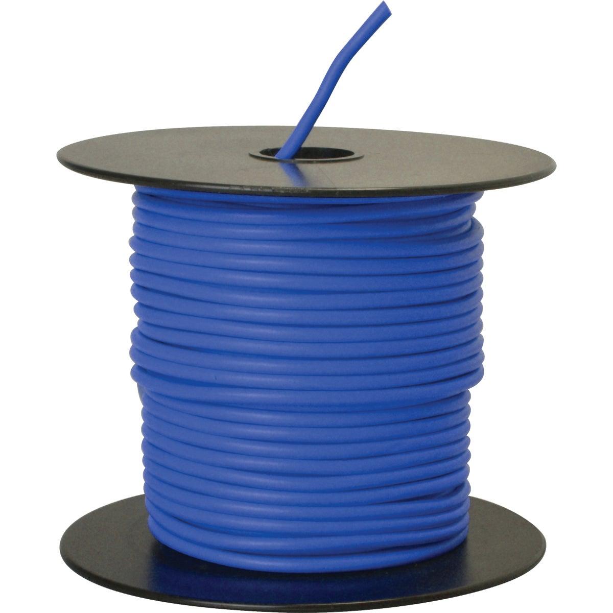 100' 14GA BLUE AUTO WIRE