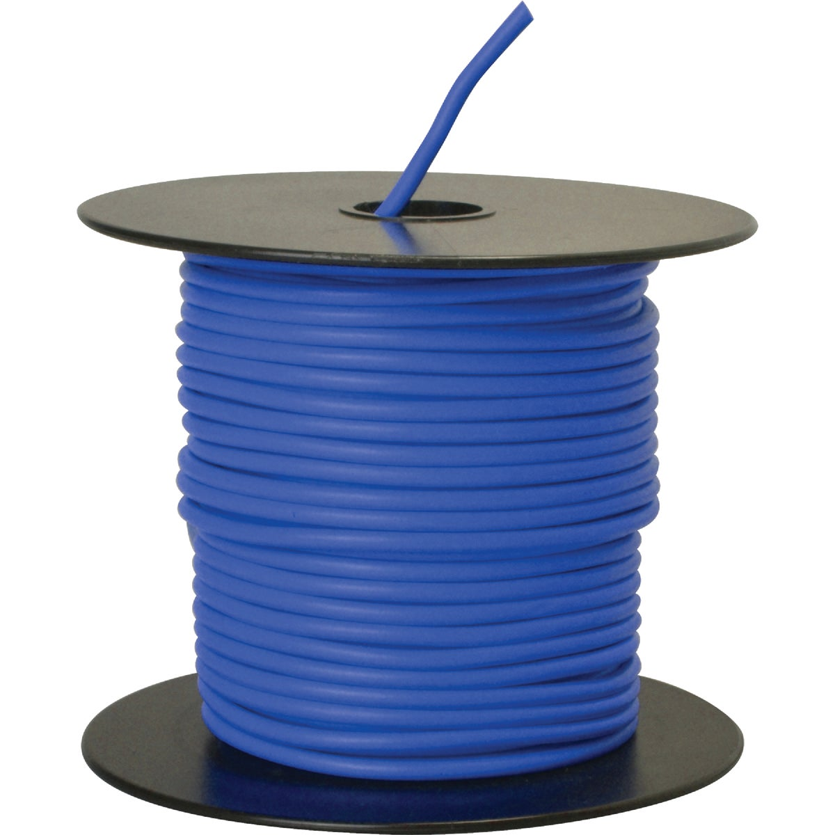 100' 14GA BLUE AUTO WIRE - 14-100-12 by Woods Wire Coleman
