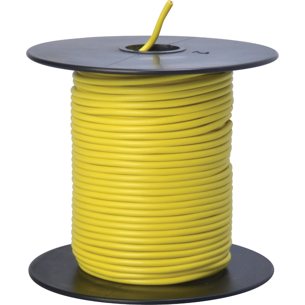 100' 18GA YEL AUTO WIRE - 18-100-14 by Woods Wire Coleman