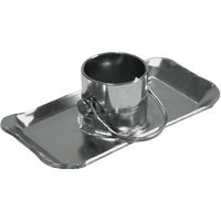 Bulldog Trailer Jack Foot Plate, 500244