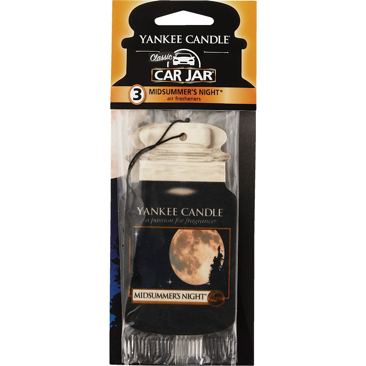 MIDSUMNITE CAR FRESHENER - 1114285 by Yankee Candle Co