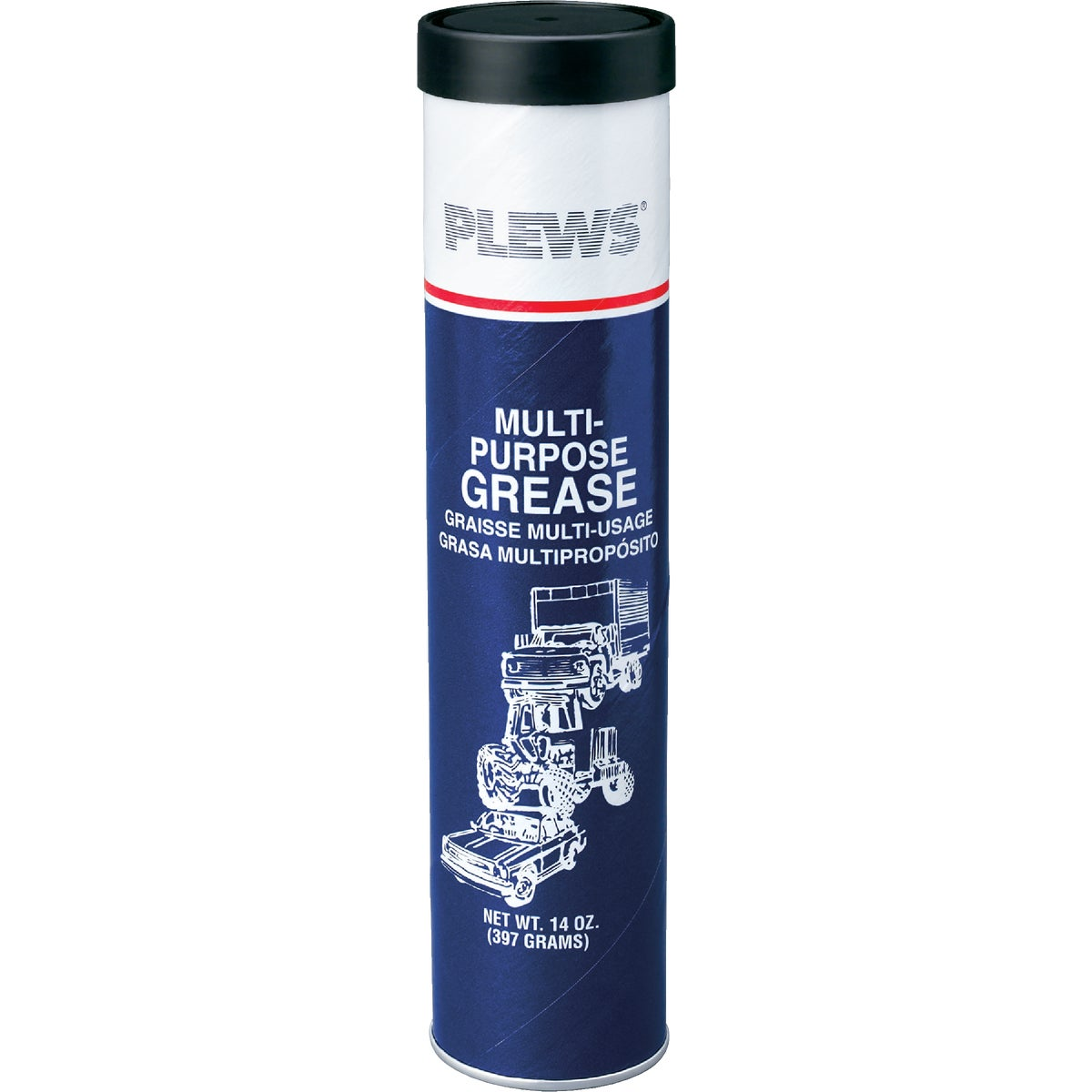 ULTRA LUBE MP GREASE - 11310 by Plews  Lubrimatic