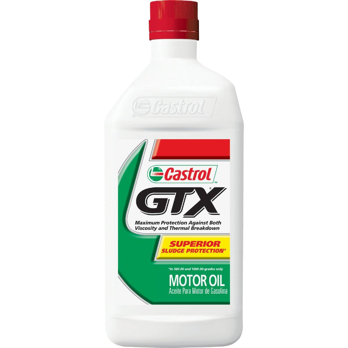 CASTROL 20W50 MOTOR OIL