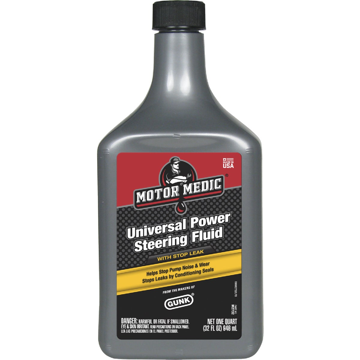 32OZ PWR STEERING FLUID - M2732 by Radiator Specialty