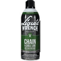 Liquid Wrench Cable and Chain Lubricant, L711