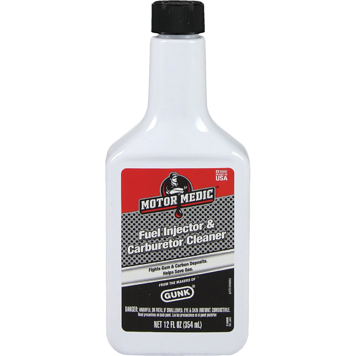 12OZ FUEL INJCTR CLEANER - M4912 by Radiator Specialty