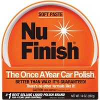Reed-Union PASTE CAR POLISH NFP-80