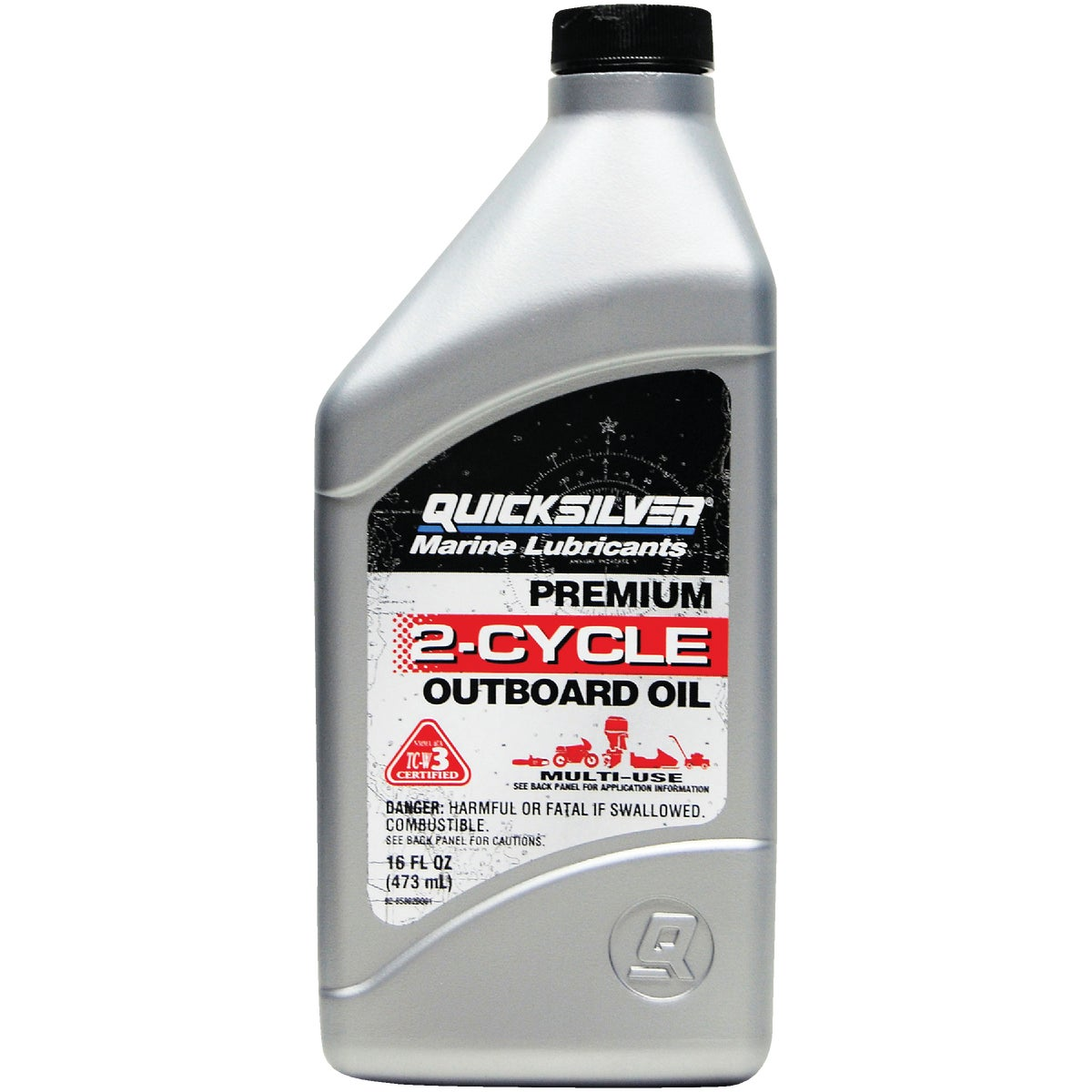 QUICKSILVER 2-CYCLE OIL - MERC92858020Q01 by Twinco Romax