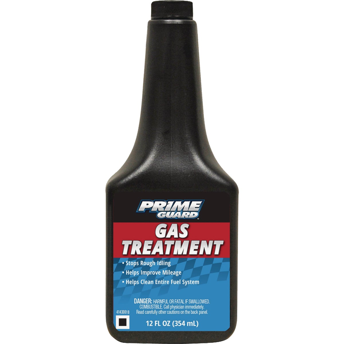 ZECOL GAS TREATMENT