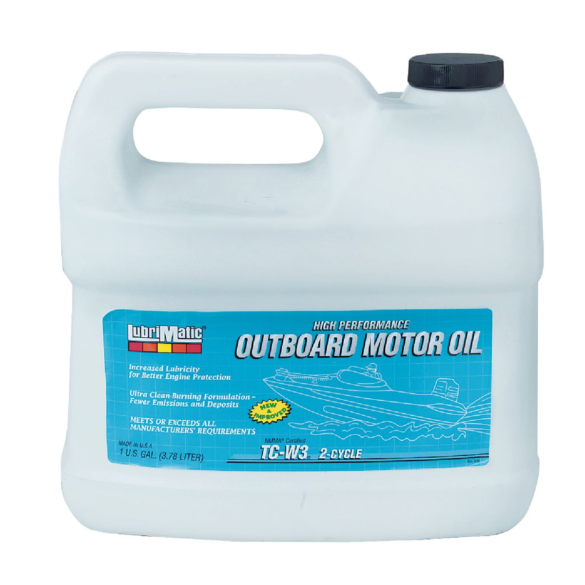 GAL OUTBOARD MOTOR OIL