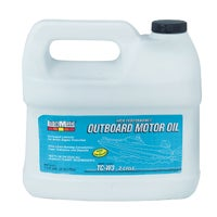 Plews/Lubrimatic GAL OUTBOARD MOTOR OIL 11592