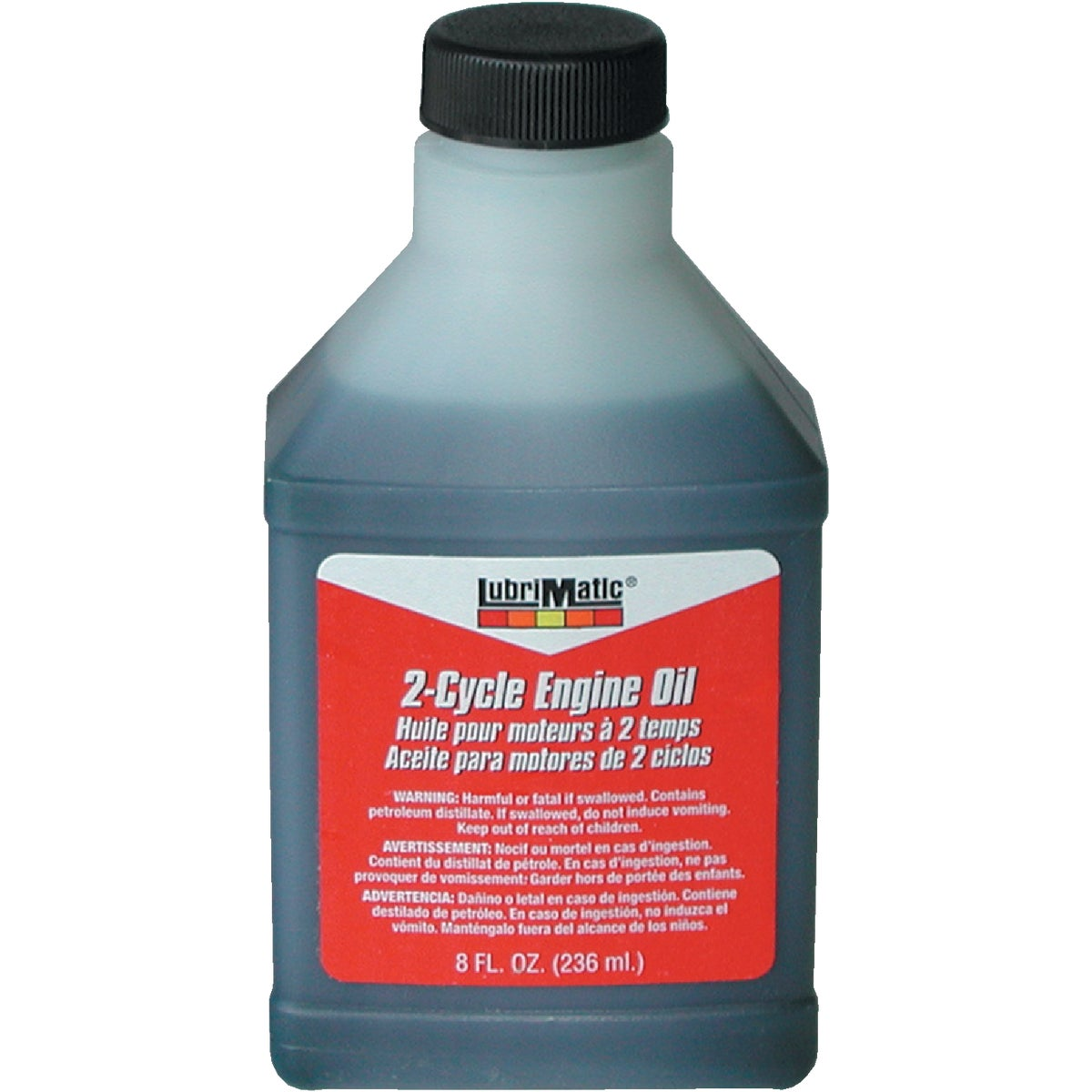 8OZ 2-CYCLE OIL - 11558 by Plews  Lubrimatic