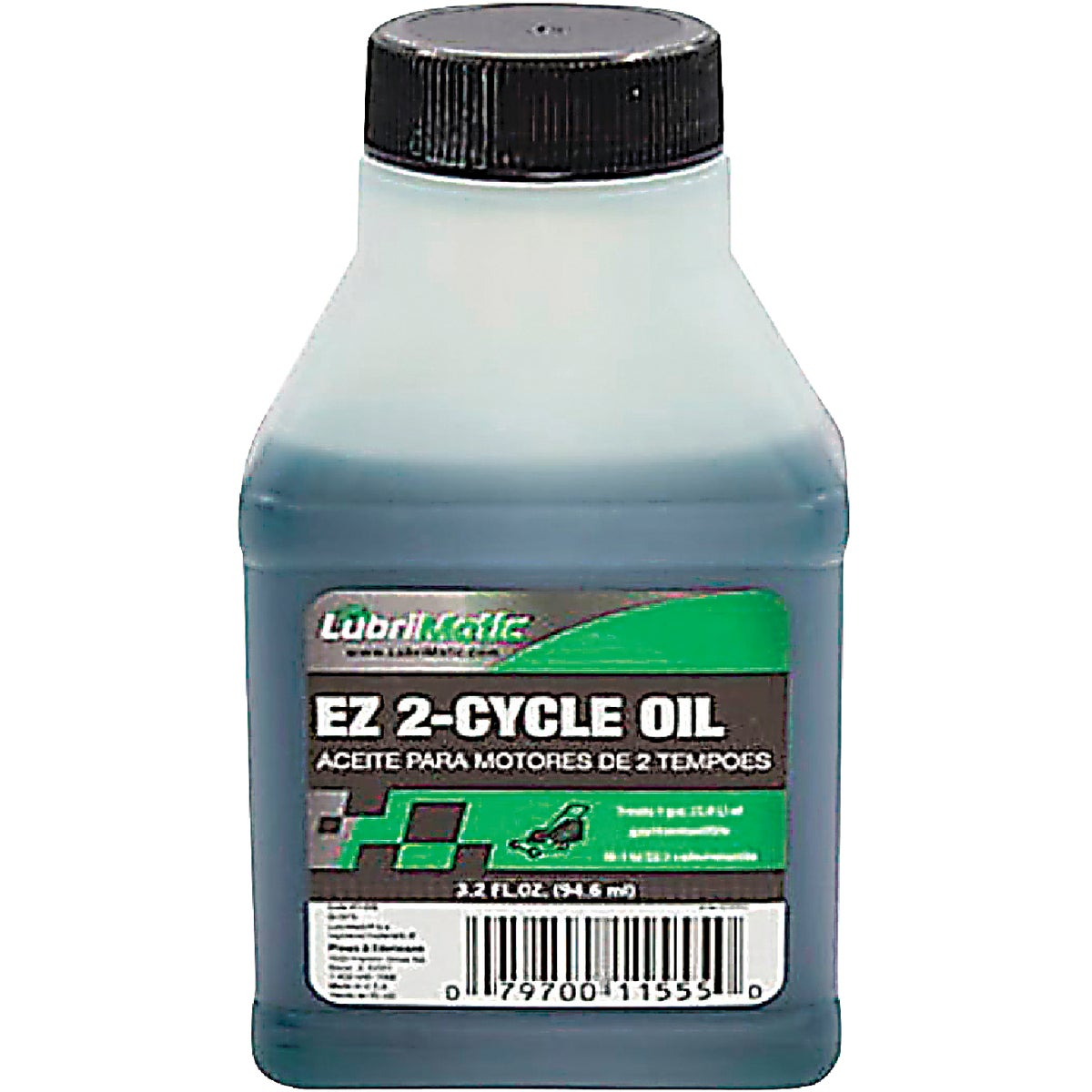 3.2OZ 2-CYCLE OIL - 11555 by Plews  Lubrimatic
