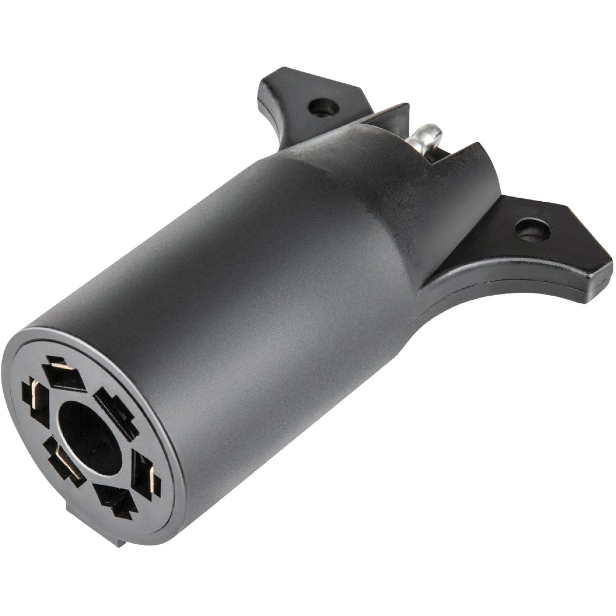 7 Round Rv/4Flat Adapter