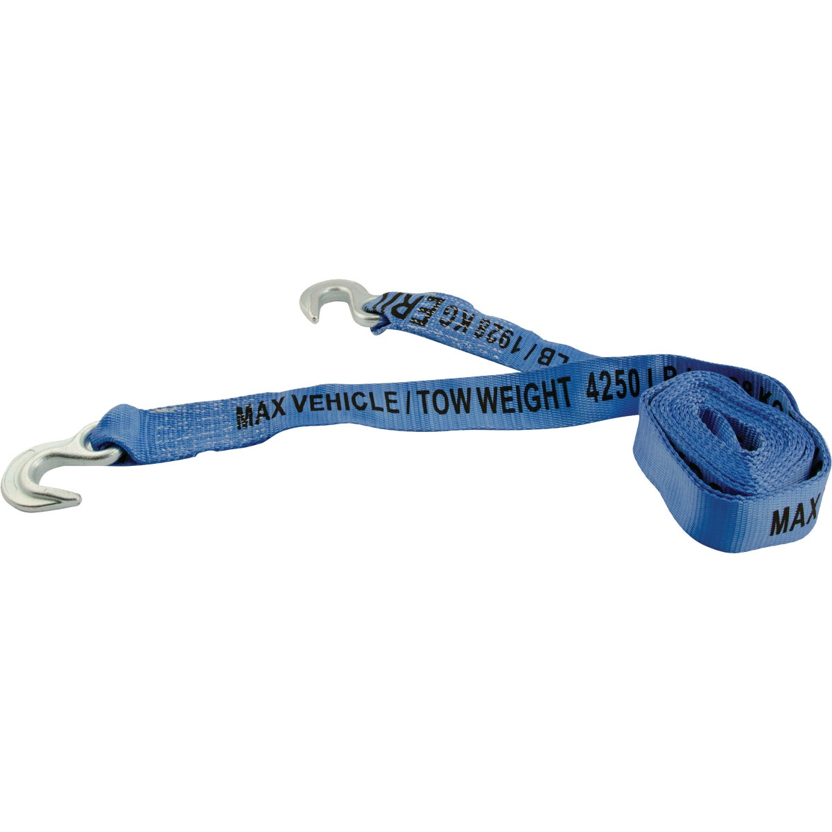 "2""X15' TOW STRAP - 09200 by Erickson Mfg Ltd"
