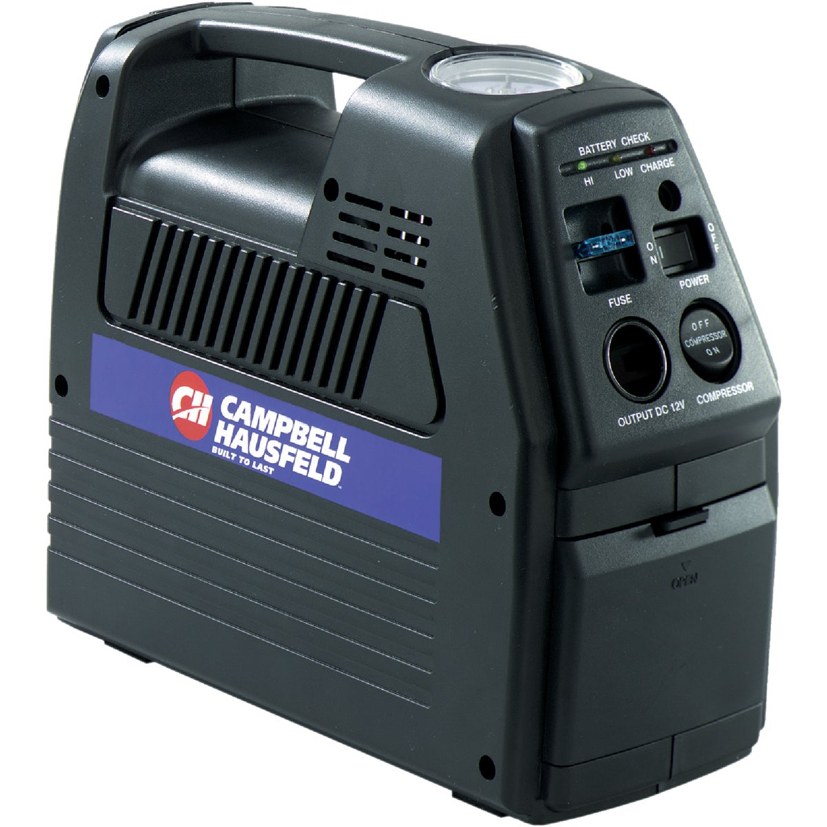 CORDLESS AIR COMPRESSOR - CC2300 by Campbell Hausfeld Co