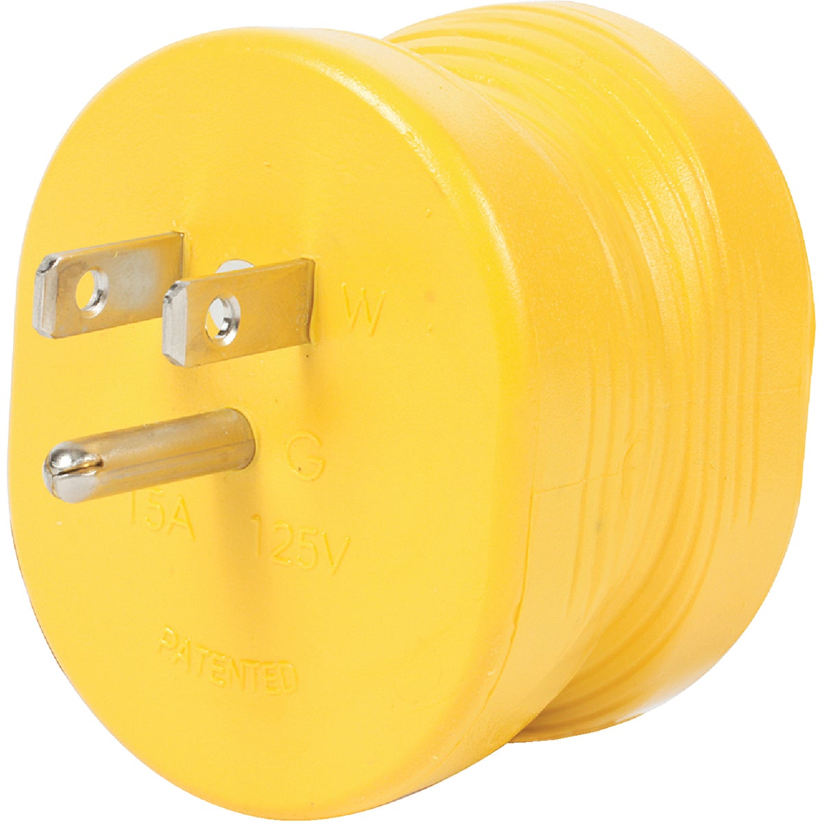 15M-30F ELECTRIC ADAPTER - 55223 by Camco Mfg.