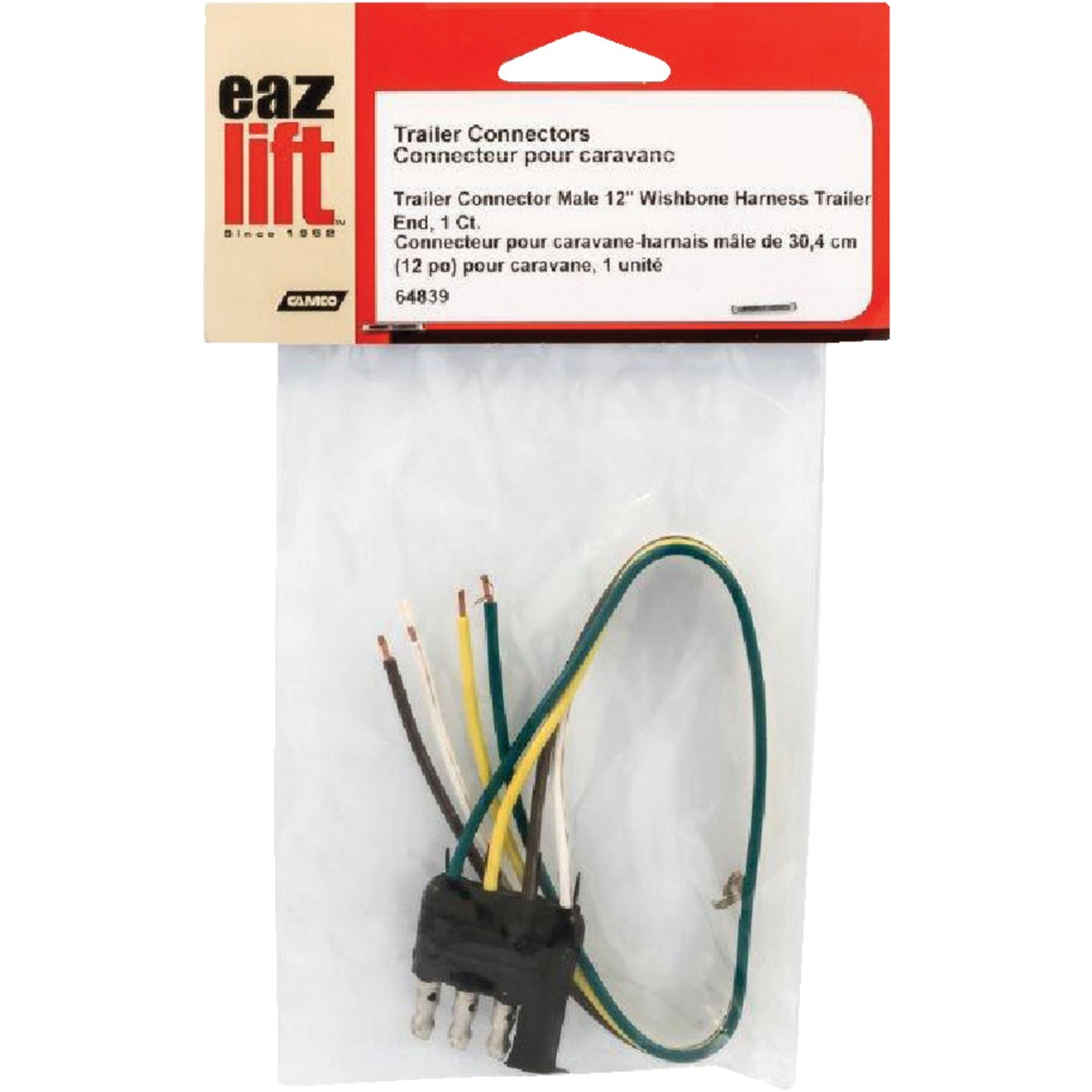 4-Way Wishbone Connector