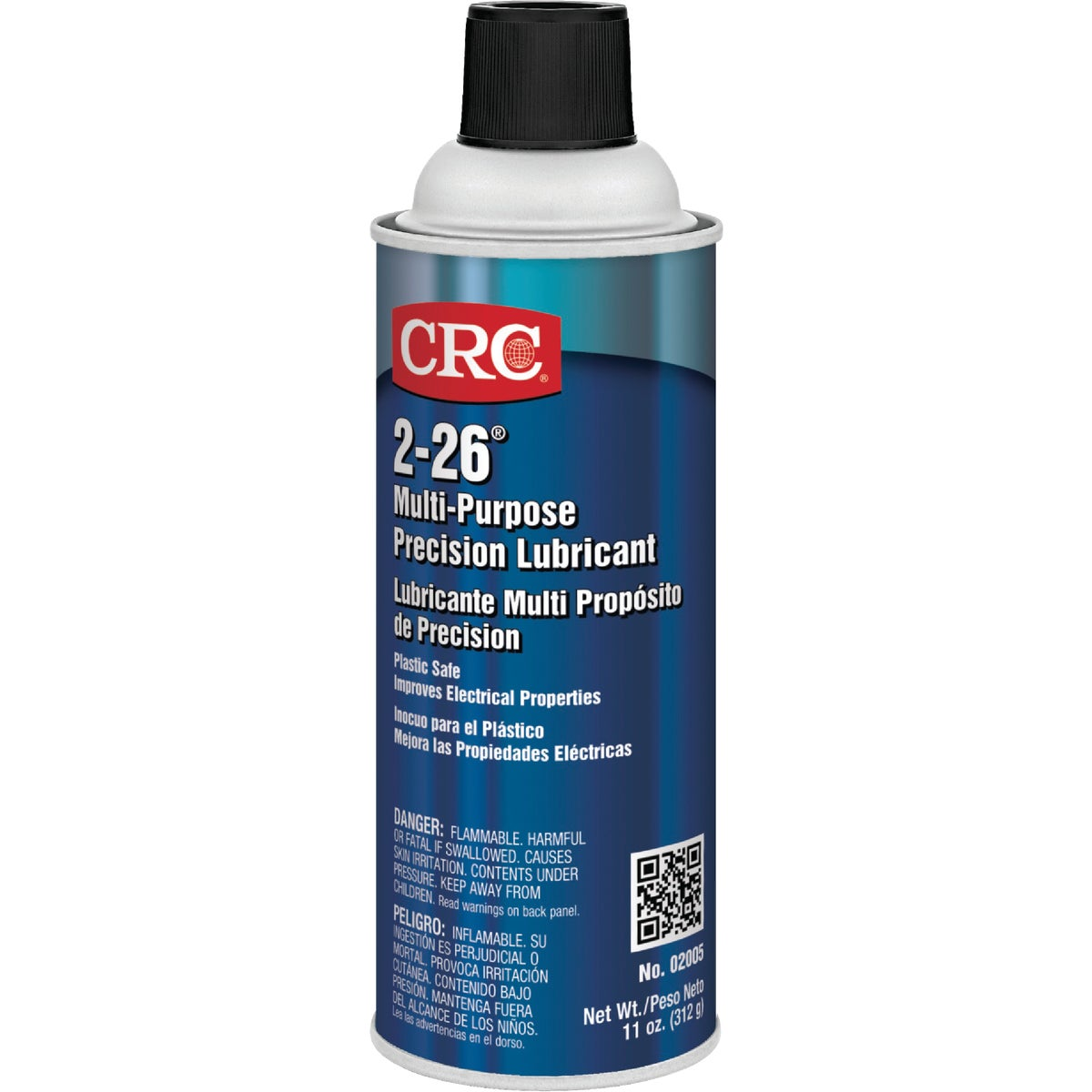 16OZ MULT-PUPR LUBRICANT - 02005 by Crc Industries Inc