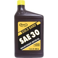 Warren Oil Co. Inc. 30 NON-DETERGENT OIL 1946