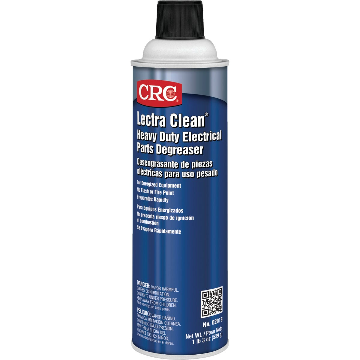 20OZ ELECTRICL DEGREASER - 02018 by Crc Industries Inc