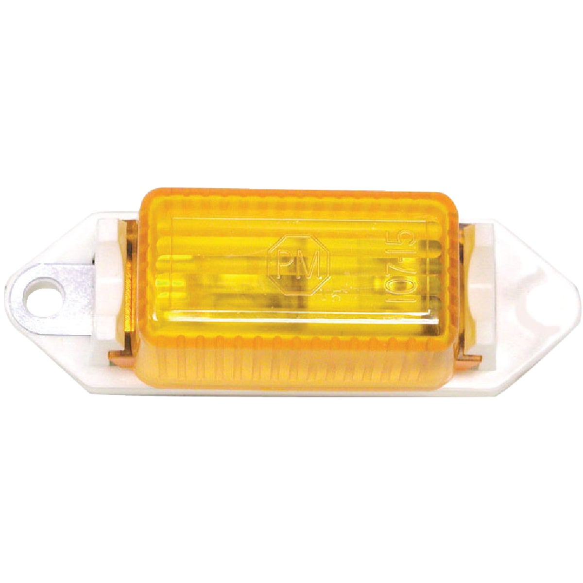 AMBER MARKER LIGHT - V107WA by Peterson Mfg Co