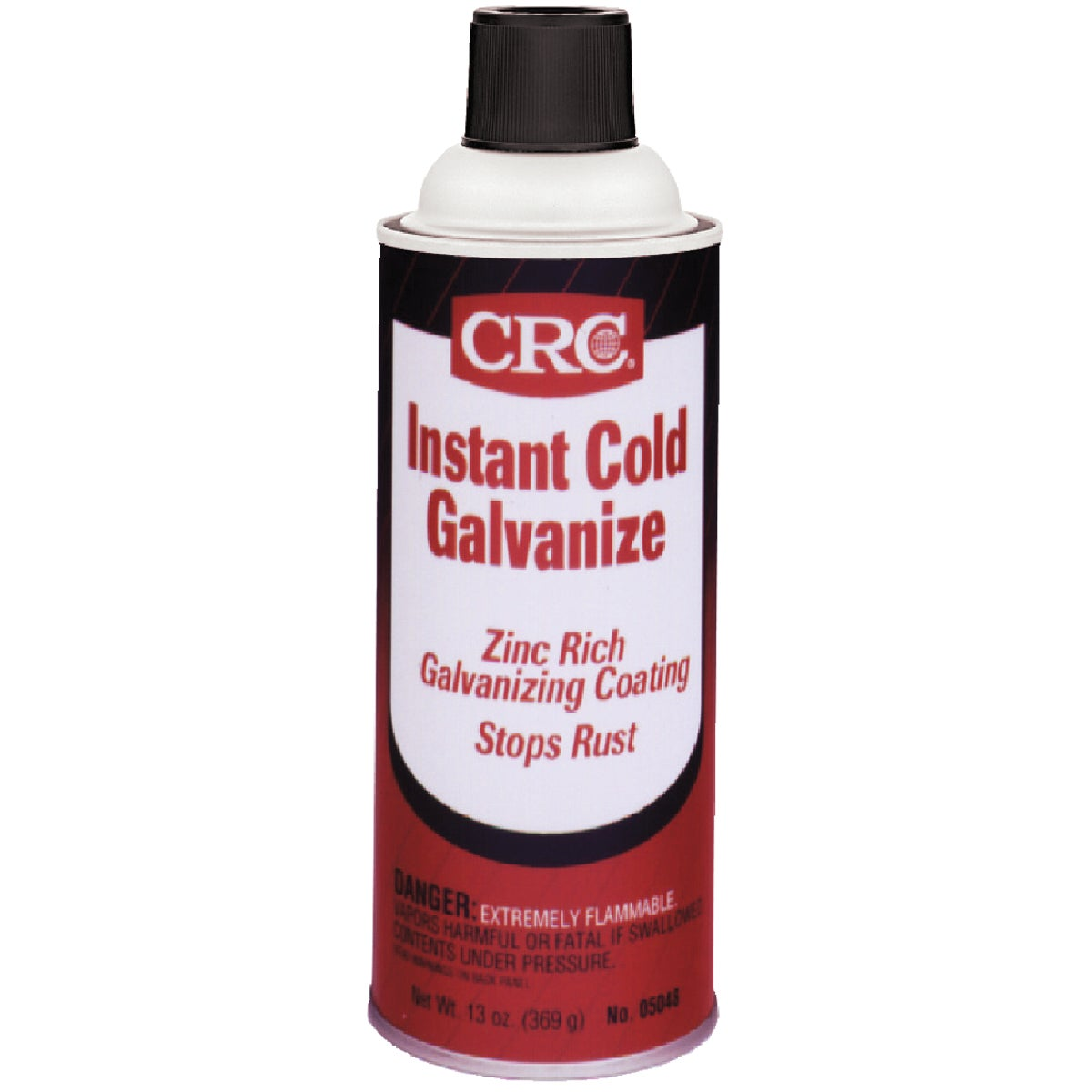 13OZ COLD GALVANIZE - 05048 by Crc Industries Inc